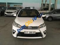 Bán xe cũ Toyota Yaris 1.3G đời 2016, màu trắng, nhập khẩu
