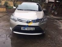 Bán Toyota Vios AT đời 2016, nhập khẩu nguyên chiếc
