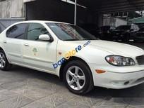 Bán Nissan Maxima đời 2003, màu trắng số tự động