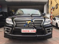 Auto Đức Huân - 139 Nguyễn Văn Cừ bán xe Lexus LX 570 bản nhập chính hãng, đăng ký lần đầu 2016