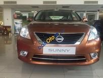 Bán ô tô Nissan Sunny XV-SE 2017, màu nâu