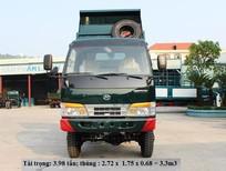Xe ben Thái Bình, xe ben Chiến Thắng 3.5 tấn, 3 tấn rưỡi, 0964674331