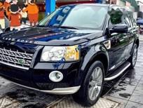 Bán xe Land Rover đời 2009, ĐKLD 2013, màu đen, xe nhập Anh