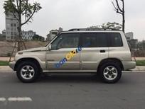 Chính chủ bán xe Suzuki Vitara MT vàng cát, 2 cầu