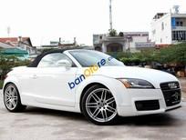 Salon bán Audi TT Roadster đời 2008, màu trắng, nhập khẩu nguyên chiếc, 880 triệu