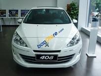 Showroom Peugeot Hà Nội bán Peugeot 408 2.0L sản xuất 2015, màu trắng số tự động