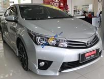 Cần bán Toyota Altis 2.0V đời 2015 mới 98%, màu bạc, liên hệ giá tốt