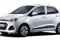 Bán Hyundai Grand i10 đời 2017, màu bạc, xe nhập, 452 triệu
