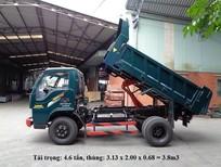 Xe ben Thái bình TMT 2 khối, 3 khối, 4 khối 0964674331