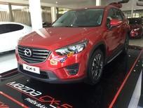 Bán xe Mazda CX 5 Facelift sản xuất 2017, màu đỏ, 870 triệu