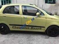 Bán xe Chevrolet Spark MT 2009, màu vàng