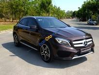 Bán xe Mercedes GLA 250 4Matic AMG, 03/2016, 1.900 km như mới, màu nâu, nhập khẩu, bảo hành hãng 12 tháng