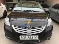 Bán xe cũ Toyota Vios MT đời 2009, màu đen, giá chỉ 290 triệu