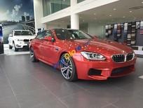 Bán xe BMW M6 Gran Coupe đời 2017, màu đỏ, nhập khẩu chính hãng