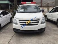 Bán Hyundai Starex H-1 2017, màu trắng, giá bán 685tr