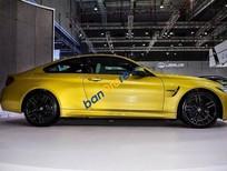 Cần bán xe BMW M4 sản xuất năm 2017, màu vàng, nhập khẩu