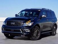 Cần bán xe Infiniti QX80 Limited 2016, màu đen, xe nhập