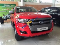 Cần bán xe Ford Ranger MT đời 2017, màu đỏ