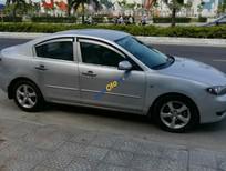 Xe Mazda 3 sản xuất năm 2004, màu bạc, 340 triệu