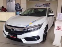 Bán Honda Civic 1.5L VTEC Turbo sản xuất năm 2017, màu trắng, nhập khẩu