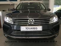 Volkswagen Touareg GP - SUV cỡ lớn nhập khẩu chính hãng - Hỗ trợ 289 Triệu - Quang Long 0933689294