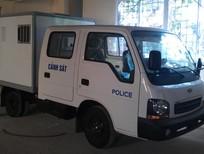 Chuyên cung cấp xe cơ sở Kia 2700 II để đóng thùng chuyên dụng