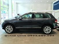 Volkswagen Touareg GP - SUV chuyên dụng nhập khẩu chính hãng - Hỗ trợ 289 triệu - Quang Long 0933689294