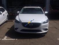 Bán ô tô Mazda 6 2.0L sản xuất năm 2018, màu trắng, 819tr