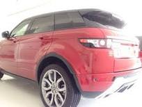 Bán xe Land Rover Evoque Dynamic sx 2013 màu đỏ, đúng 1 đời chủ, xe mua chính hãng, bảo trì định kì tại hãng