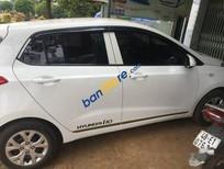 Bán xe cũ Hyundai i10 MT đời 2013, màu trắng