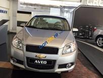 Bán xe Chevrolet Aveo 1.4L LT năm sản xuất 2017, màu bạc