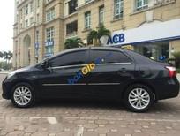 Chính chủ cần bán xe Toyota Vios E màu đen, sản xuất 2010, bản đủ