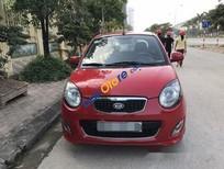 Bán xe chính chủ Kia Morning MT đời 2012, màu đỏ, giá chỉ 250 triệu