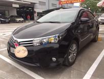 Bán xe cũ Toyota Corolla altis 2015, màu đen