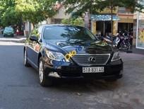 Bán Lexus LS 460L 4G 2007 cực chất, nội thất kem sang trọng