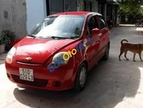 Bán xe Spark Van 2008, đỏ, giá 119tr