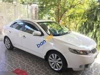 Bán xe cũ Kia Forte MT năm 2011, màu trắng