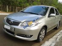 Bán Toyota Vios G đời 2006, màu vàng số sàn, giá 275tr