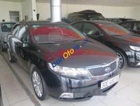 Bán xe cũ Kia Forte AT đời 2012, màu đen