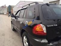 Cần bán gấp Hyundai Santa Fe AT 2008 chính chủ