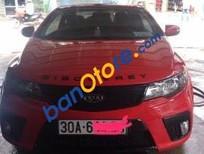 Cần bán Kia Forte Koup Koup sản xuất năm 2009, màu đỏ, nhập khẩu nguyên chiếc