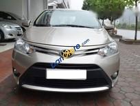 Cần bán lại xe Toyota Vios 1.5E đời 2014 chính chủ, giá tốt