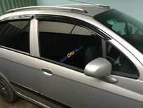 Bán ô tô Chevrolet Spark đời 2008, màu bạc xe gia đình