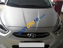 Cần bán xe Hyundai Accent hatchback 1.4AT, màu bạc, sx 2015, nhập nguyên chiếc