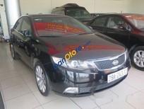 Bán xe cũ Kia Cerato AT đời 2011, màu đen