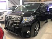 Cần bán xe Toyota Alphard Executive Lounge sản xuất 2016, màu đen, xe nhập