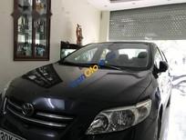 Cần bán Corolla Altis 2010, số sàn, chính chủ từ đầu