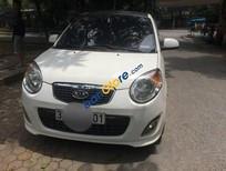 Bán xe cũ Kia Morning AT sản xuất 2010, màu trắng, giá tốt