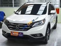 Chính chủ bán ô tô Honda CR V 2.4 AT 2014, màu trắng