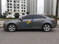 Bán Daewoo Lacetti CDX  1.6 AT đời 2011, màu xám số tự động, 348tr